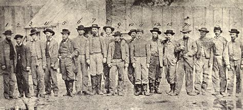 photographs of confederate prisoners of war american