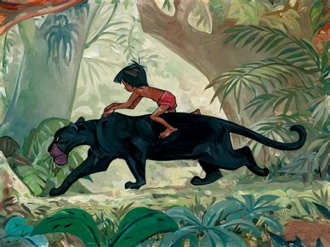 the jungle book pictures bagheera images bagheera and mowgli hd wallpaper and