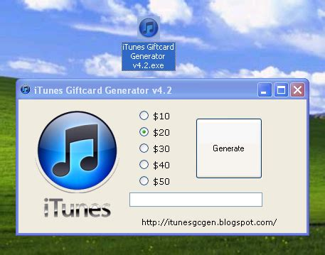 How Do I Activate My Itunes Gift Card - itunes generator 2012
