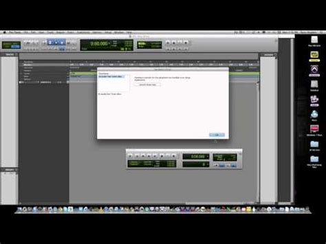 Mixing Rap Hip Hop In Pro Tools Creating Session Templates Part 1 Pro Tools 12 Templates