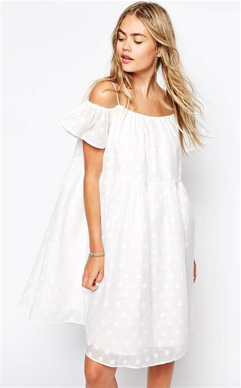 Dress Summer Dress white summer dress style