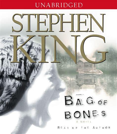 bag of bones audiobook on cd by stephen king official