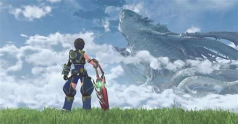Switch Xenoblade Chronicles 2 1 xenoblade chronicles 2 announced for nintendo switch