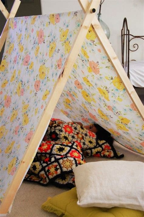 diy bed tent 35 playful and fun diy tents for kids