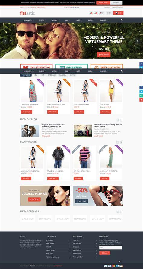 25  Best Joomla eCommerce Templates  Free & Premium Themes