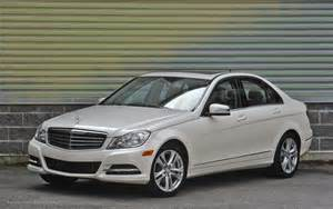 Mercedes C Class 300 The 2012 C Class Coup 233 S And Sedans Arrive In The U S