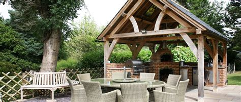 living home gazebo oak frame gazebos outdoor living oak designs co