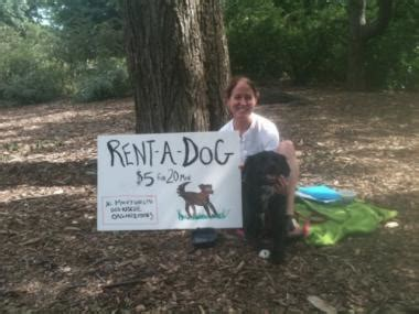 rent a puppy nyc don t own a pet rent a comes to central park east side new york dnainfo