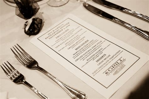 The Table Restaurant Menu The Grill At Harryman House Gallery
