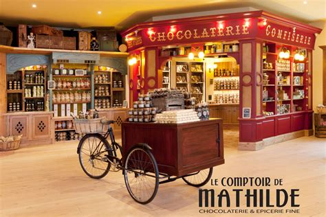Au Comptoir De Mathilde le comptoir de mathilde dr 244 me tourisme