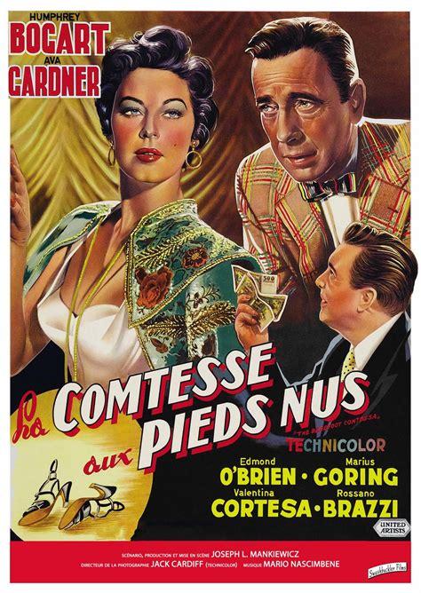 La Marié Au Pied Nu by La Comtesse Aux Pieds Nus 1954 Allocin 233