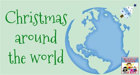 images of christmas around the world the most fun christmas around the world unit