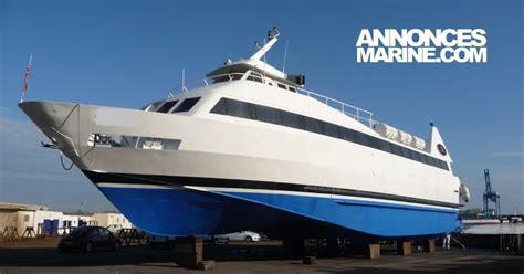 catamaran a vendre nc bateau catamaran aluminium 200 passagers bateaux de