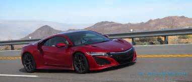 When Is The Acura Nsx Coming Out Here Come The 2017 Acura Nsx Supercars Slashgear