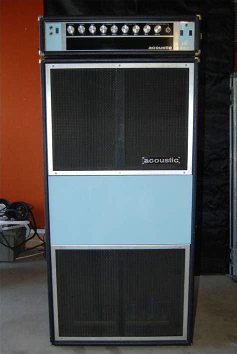 Power Lifier Acoustic vintage acoustic 360 power lifier speaker brown