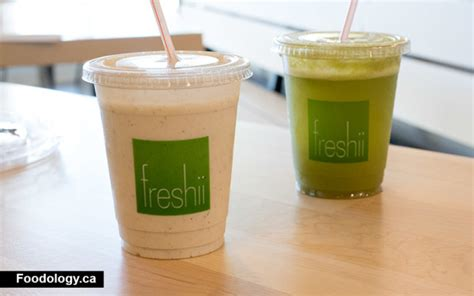Freshii Mighty Detox by Freshii Juice Wraps Salads Bowls And Froyo Foodology