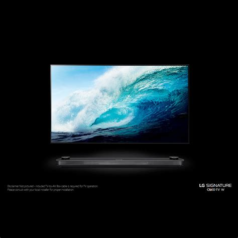 Tv Oled lg oled65w7p 65 inch lg signature oled 4k hdr smart tv lg usa