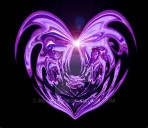 Blind Guardian Wallpaper Purple Heart By Rockgem On Deviantart