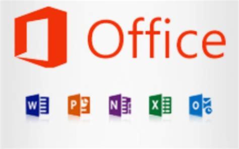 Office 2016 Logo Office 2013 La Suite Bureautique De Microsoft En Test