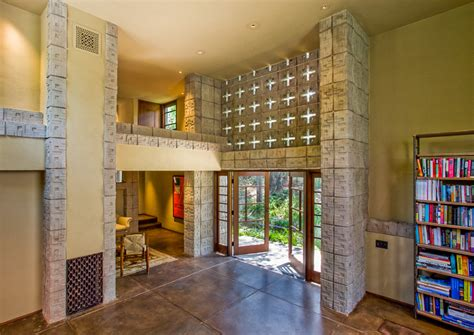 millard house frank lloyd wright millard house interior design ideas