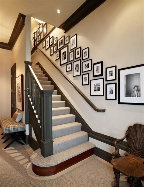 Up The Stairs Wall Decor by Best 25 Picture Wall Staircase Ideas On