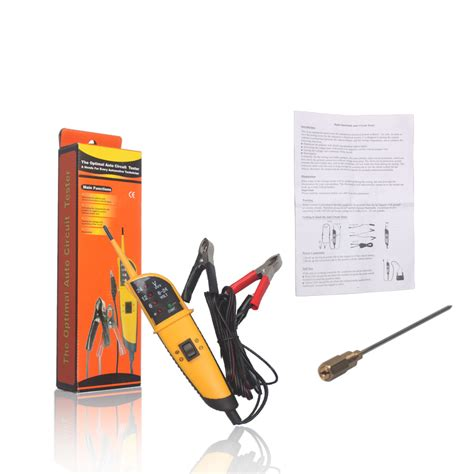 Automotive Tester Auto Circuit Tester automotive circuit tester add200 free shipping