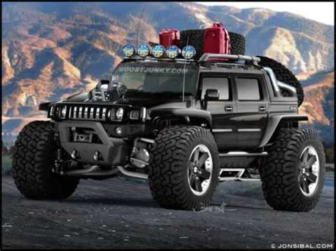 monster hummer hummer tuning youtube