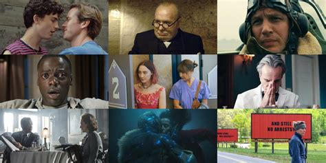 best picture nominees 2012 oscars 2018 how to the best picture nominees