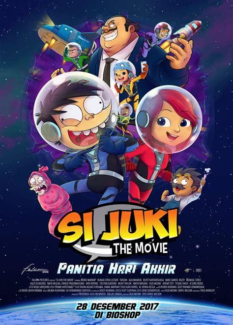 film hari kiamat full movie resmi dirilis intip kocaknya poster si juki the movie