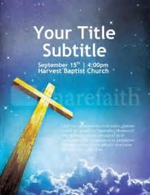 evangelism flyer template template flyer templates