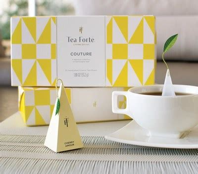 Forte Mba Launch New York by Tea Fort 233 Unveils A Haute Cup Of Tea For New York Fashion Week