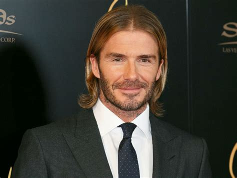 Beckham Series 99025 1 david beckham shows new hair cut as he gets selfie happy in macau