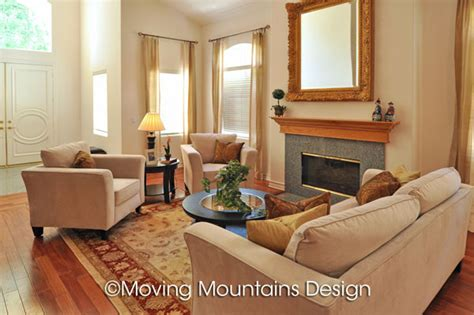 How To Stage A Living Room For Sale Arcadia House For Sale Living Room Home Staging Moving