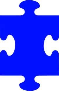 Autism Outline by Autism Puzzle Outline Clipart Best