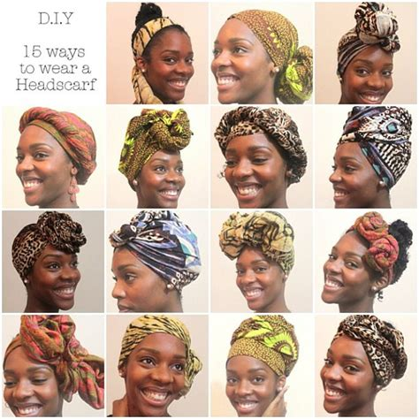 one hairstyle woren different ways d i y 15 ways to wear a headscarf photo heavy video