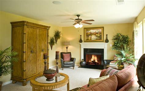 new model home interiors колониальный стиль в интерьере