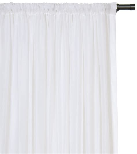 white curtain panels luxury bedding by eastern accents sadler white curtain panel