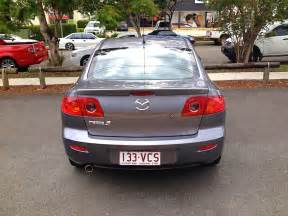 2005 mazda 3 maxx bk sedan auto grey