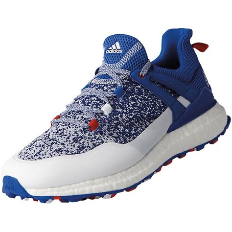 2017 adidas crossknit spikeless boost golf shoes with fitfoam cushioning ebay