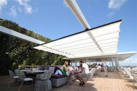retractable awnings miami award of excellence retractable awnings canopies juvia