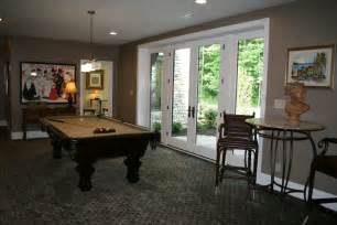Walkout Basement Design by Basement Walk Out Basement Ideas