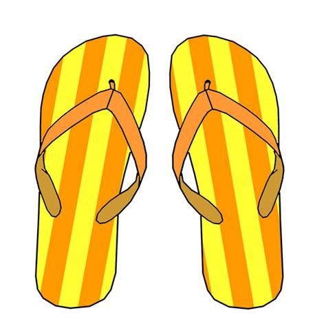 flip flops clip flip flops clip clipart best