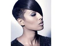 sharp short haircuts for black women sharp hair styles on pinterest short cuts black women