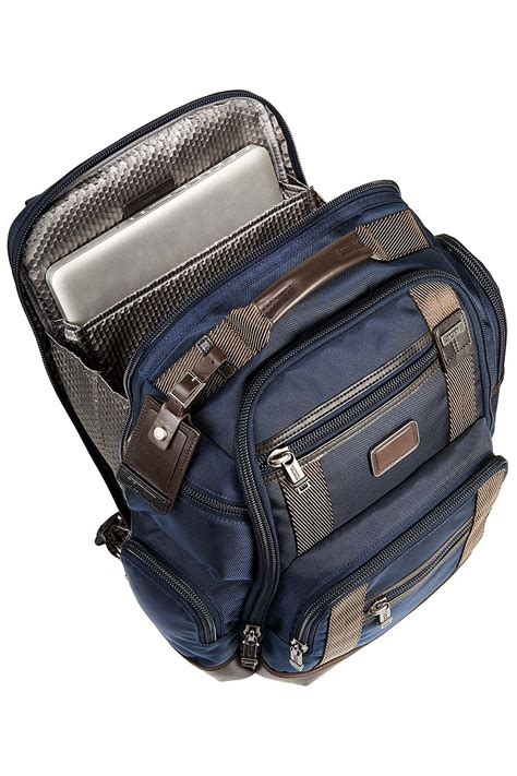 Tumi Kingsville Deluxe Brief Pack 222382nvy2 tumi kingsville deluxe brief pack 199 anta 365ist