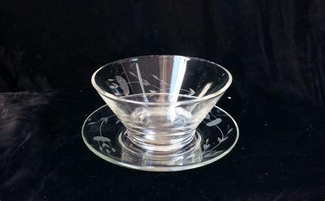 heritage pattern princess house princess house crystal bowl heritage pattern