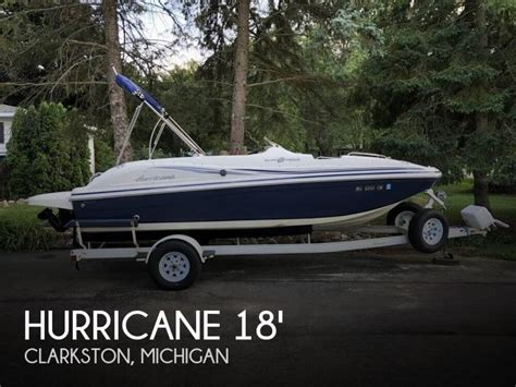 hurricane deck boat sales hurricane deck boat and trailer boats for sale
