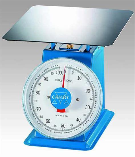 Timbangan Duduk nt 100kg heavy duty scales