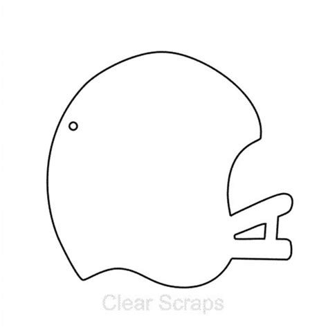 football helmet template search results for football helmet template printable