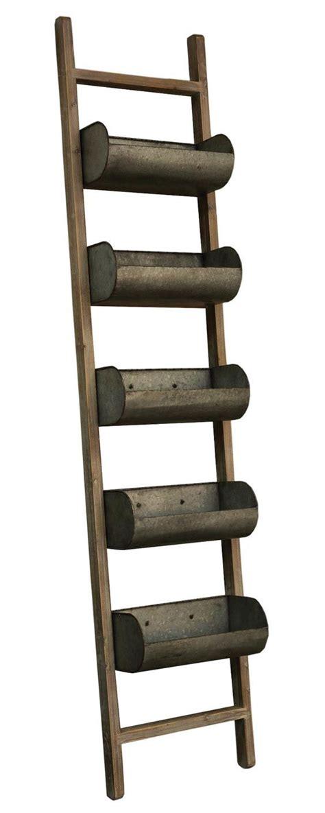 ladder  planter boxes planter boxes planters