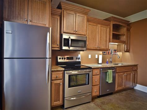 Maple Kitchen Cabinets Stain Colors Maple Stained